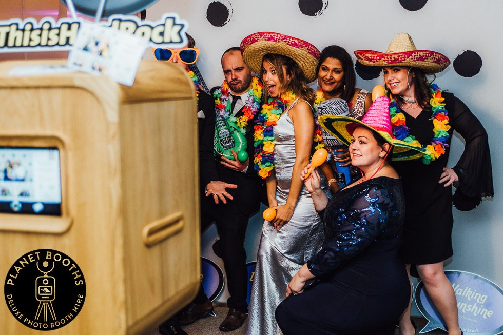 Photo Booth In Action - TTG Top 50 Awards 2018