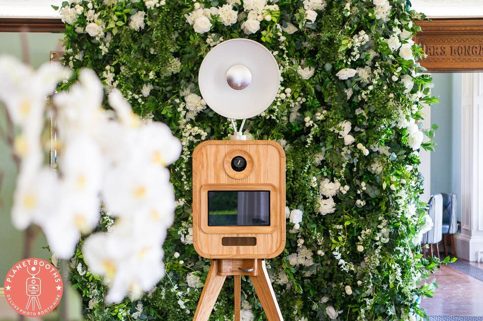 Planet Booths flower wall hire West Midlands flower wall hire Birmingham