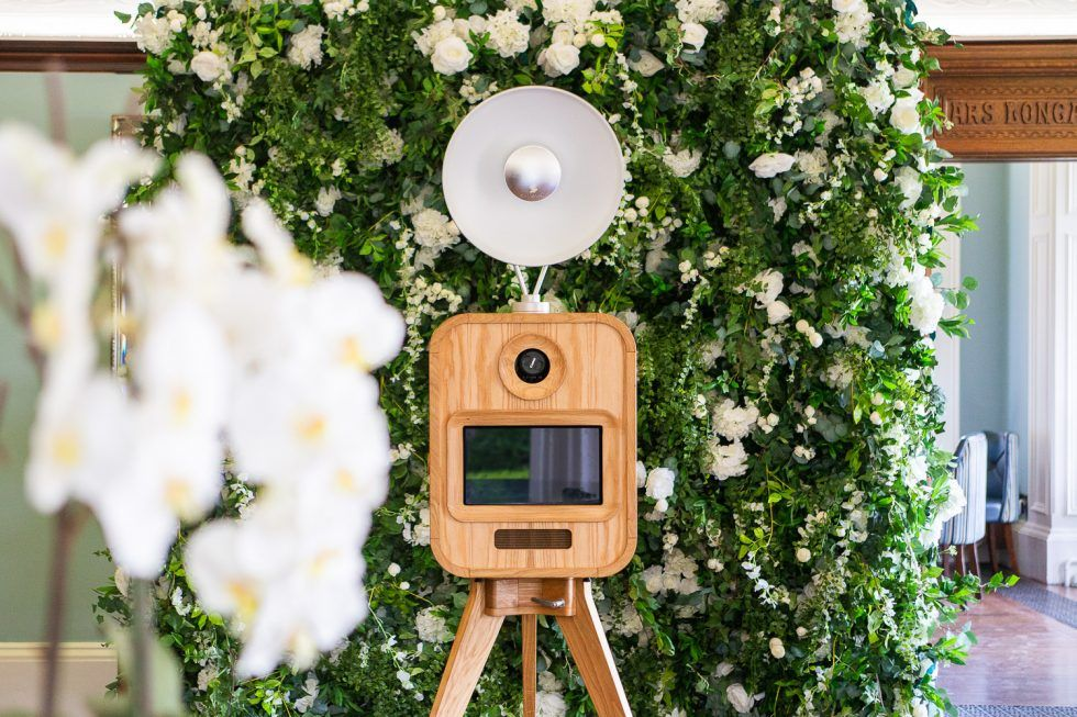 Pendrell Hall Photo Booth Hire West Midlands & Staffordshire