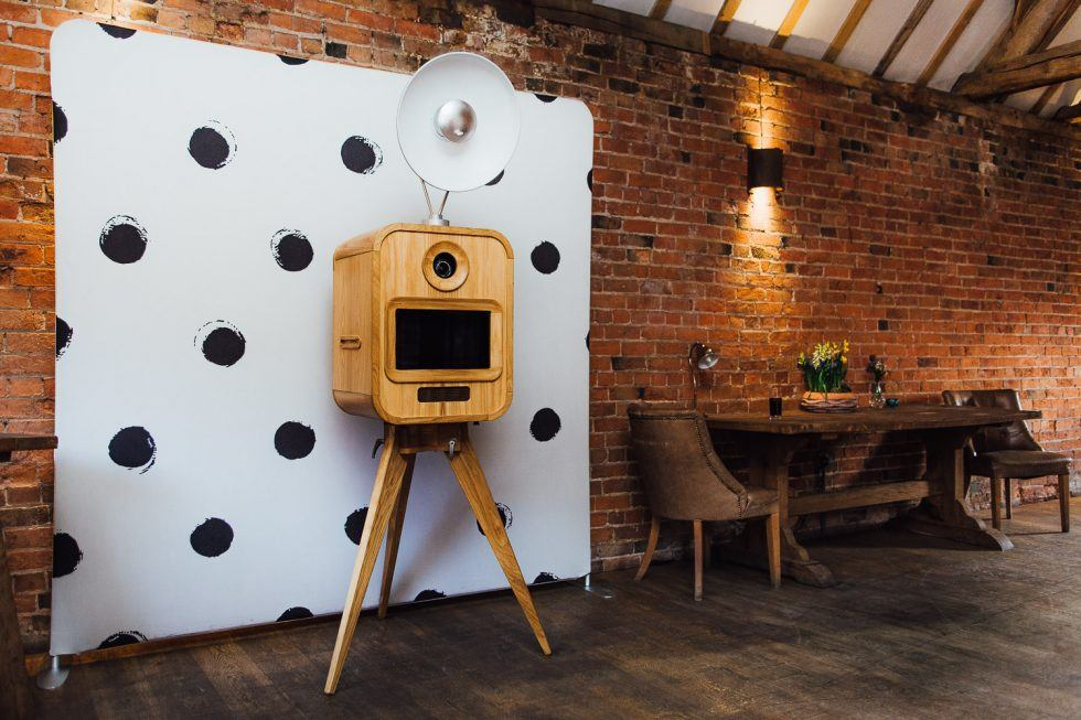 Shustoke Barns Photo Booth Hire West Midlands