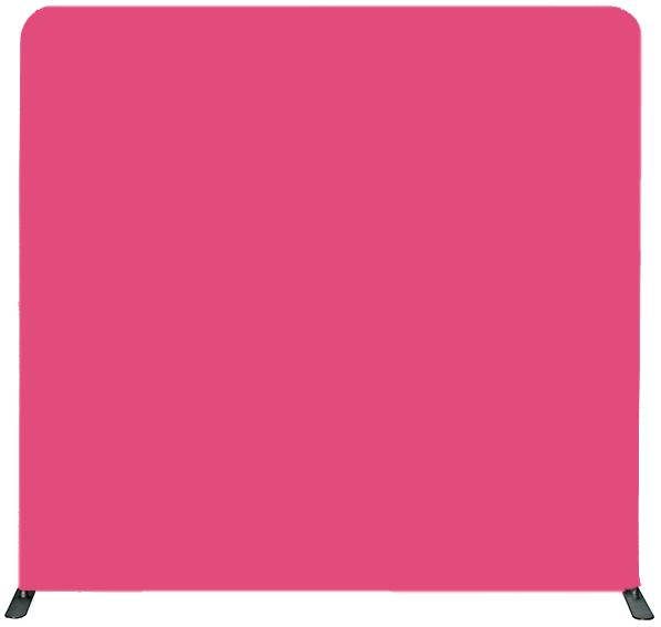 Cranberry Pink Photo Booth Backdrop