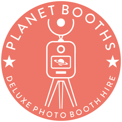 Planet Booths Coral Logo